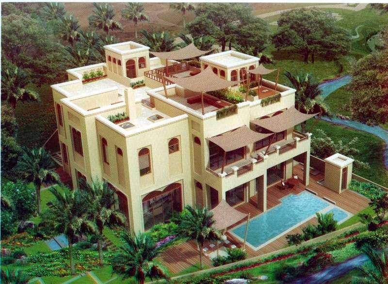 Эмираты виллы недвижимость в саудовской аравии